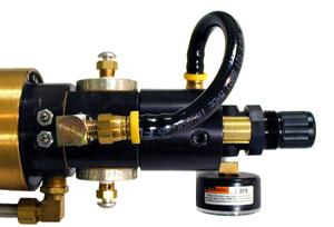 Notron Model APN 458 Injection Gun Controls