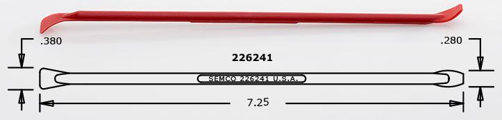 Semco Sealant Smoothing Tool p/ 226241