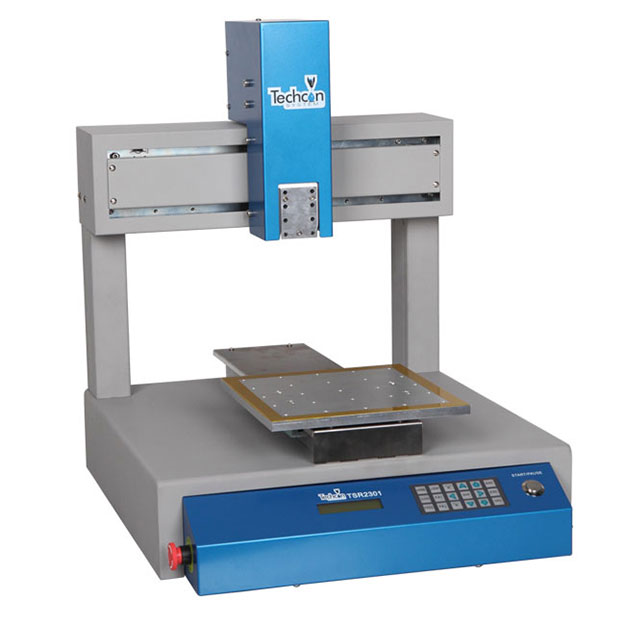 Techcon TSR2301 Bench-Top Dispensing Robot