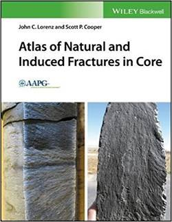Atlas of Natural and Induced Fractures in Core Cover