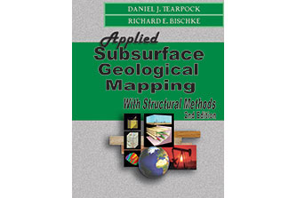 Applied Subsurface Geological Mapping cover