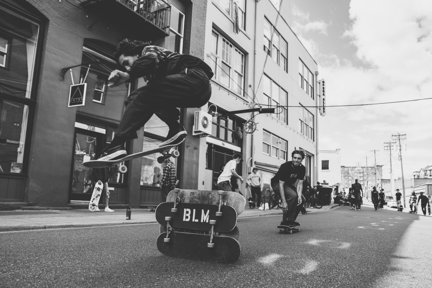 Grit City BLM SKATE