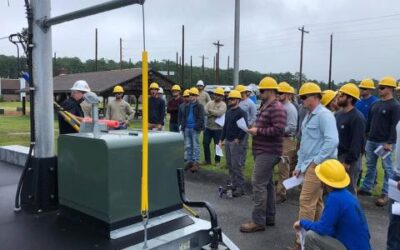 District & Safety Supervisors Train Apprentices at the CCLT
