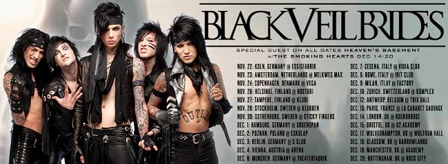 BVB HB Europe Tour 2013