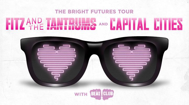 Fitz Cap Cities tour