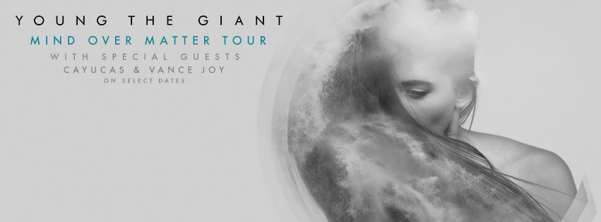 Young The Gian Mind Over Matter Tour