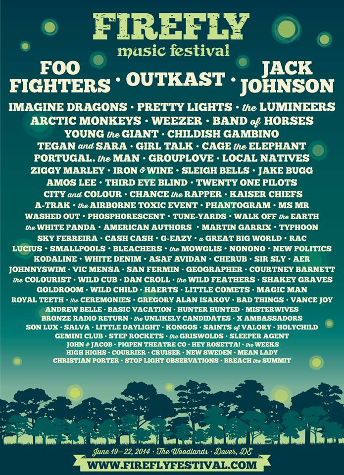 Firefly 2014 Poster