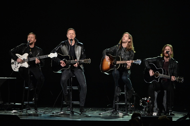 Imagine Dragons (Photo by Kevin Winter/Getty Images)