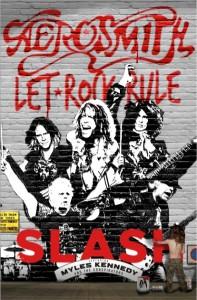 Aerosmith Slash poster
