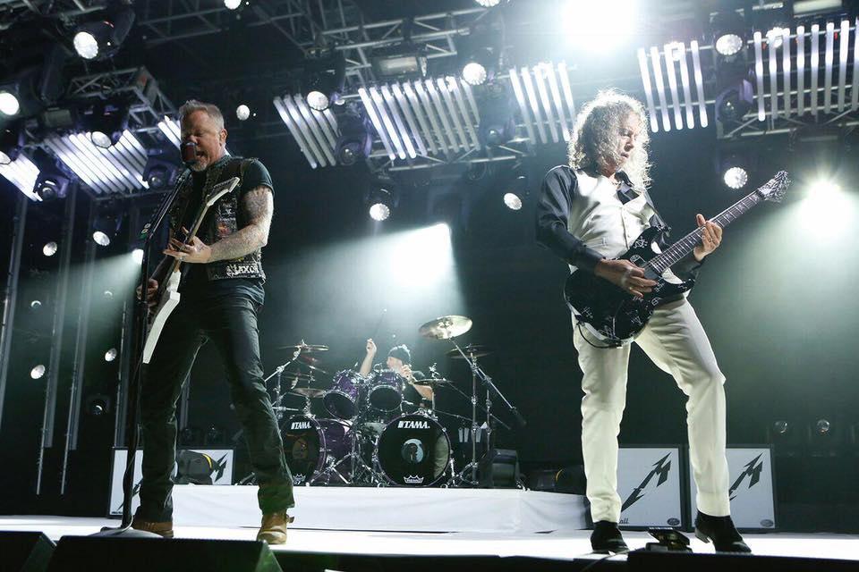 Metallica [© Austin Gregg]