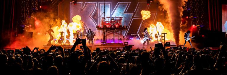 KISS Atlantic City Hard Rock