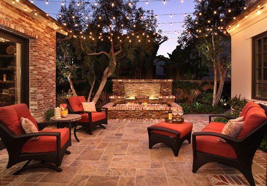 Outdoor Lighting for Warm Nights