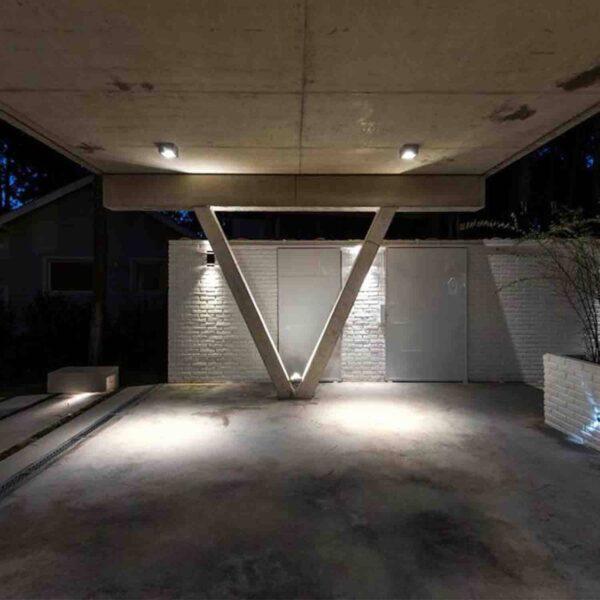 004   LED Corner