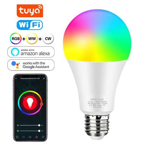 9W RGB Life Smart LED Bulb 2 1