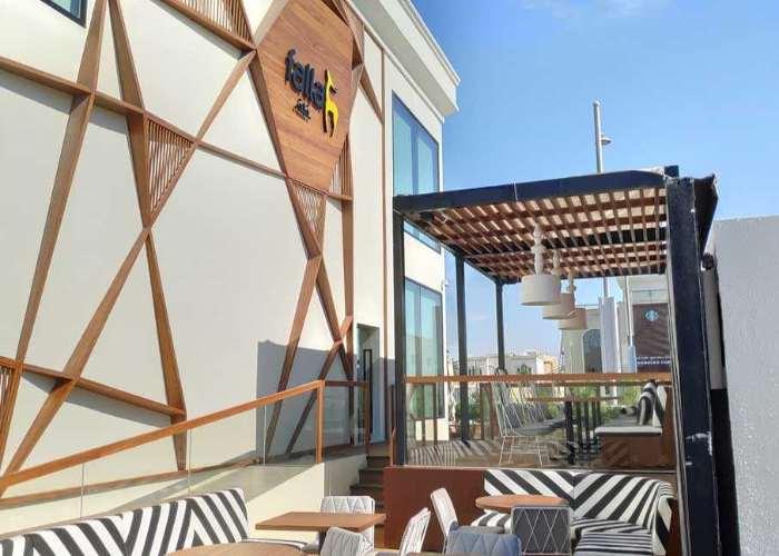 Falla Interior Lighting Project - Dubai