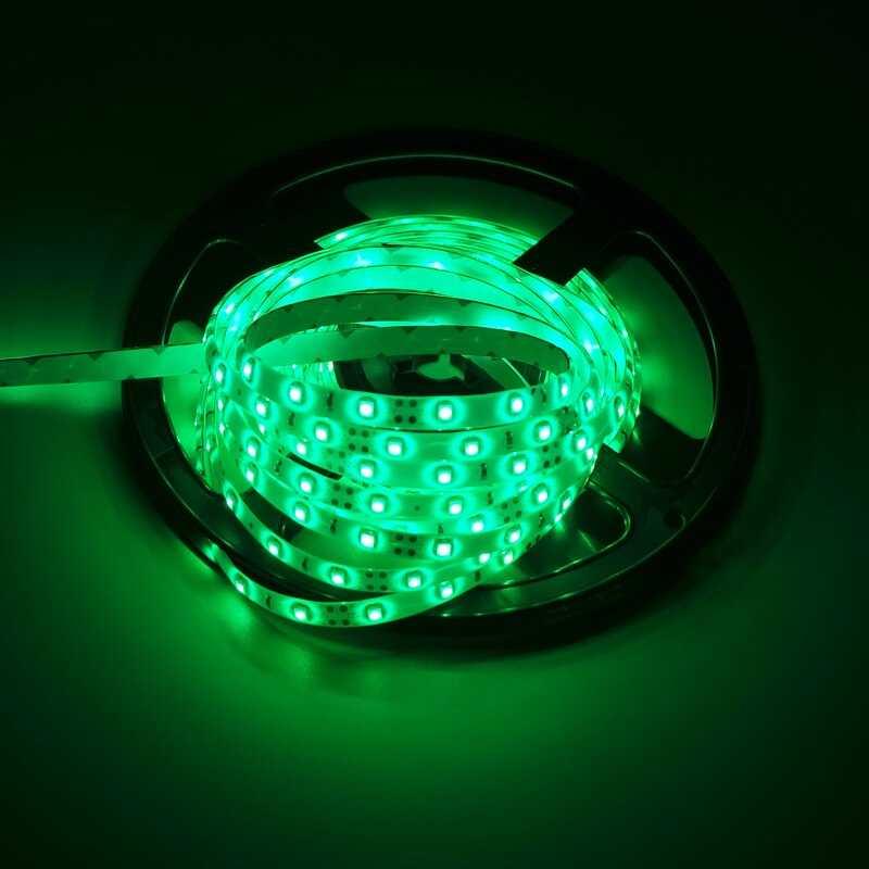 LED Strip 2835 3528 12V 60 LED m Flexible LED Light RGB White Warm White Blue