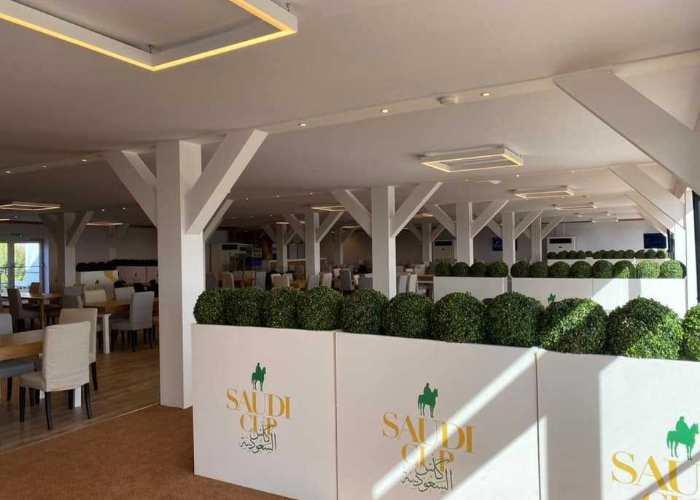 Saudi Cup 2020 Lighting Project