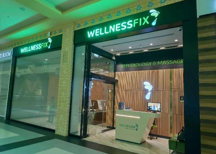 Wellness Fix Lighting Project - Dubai