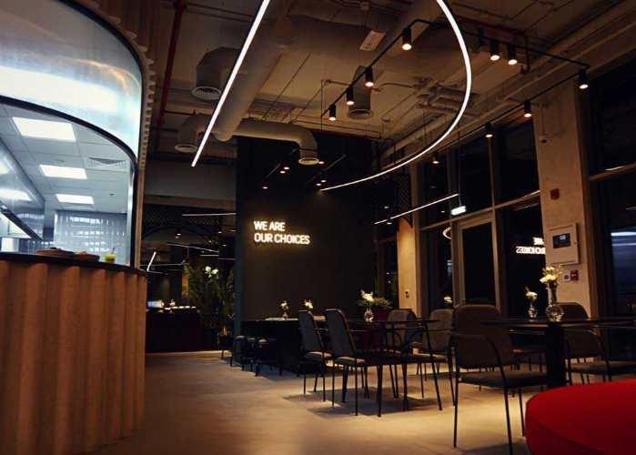 Zero Fat Lighting Project - Abu Dhabi
