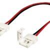 collingwood lighting lsf8 led strip connectors quick connectors for the led strip range 8mm p9050 12956 image 1
