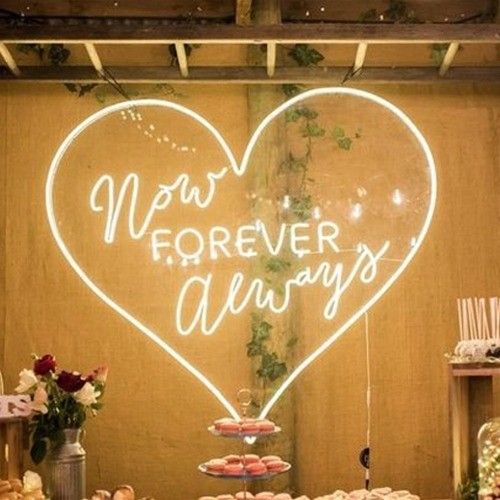 New Forever All Ways LED Neon Sign