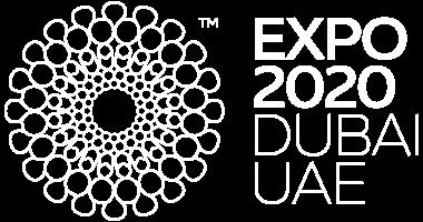 expo white logo