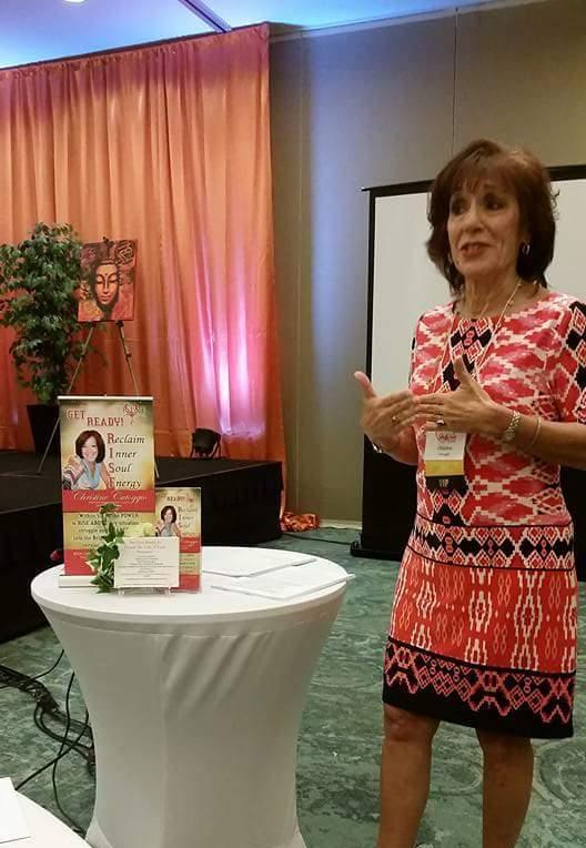 Christine Catoggio Business Speaking