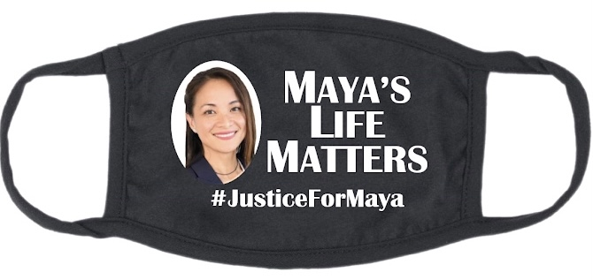 """MASK: """"Maya's Life Matters"""""""