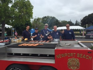 FOH - Firefighter grill