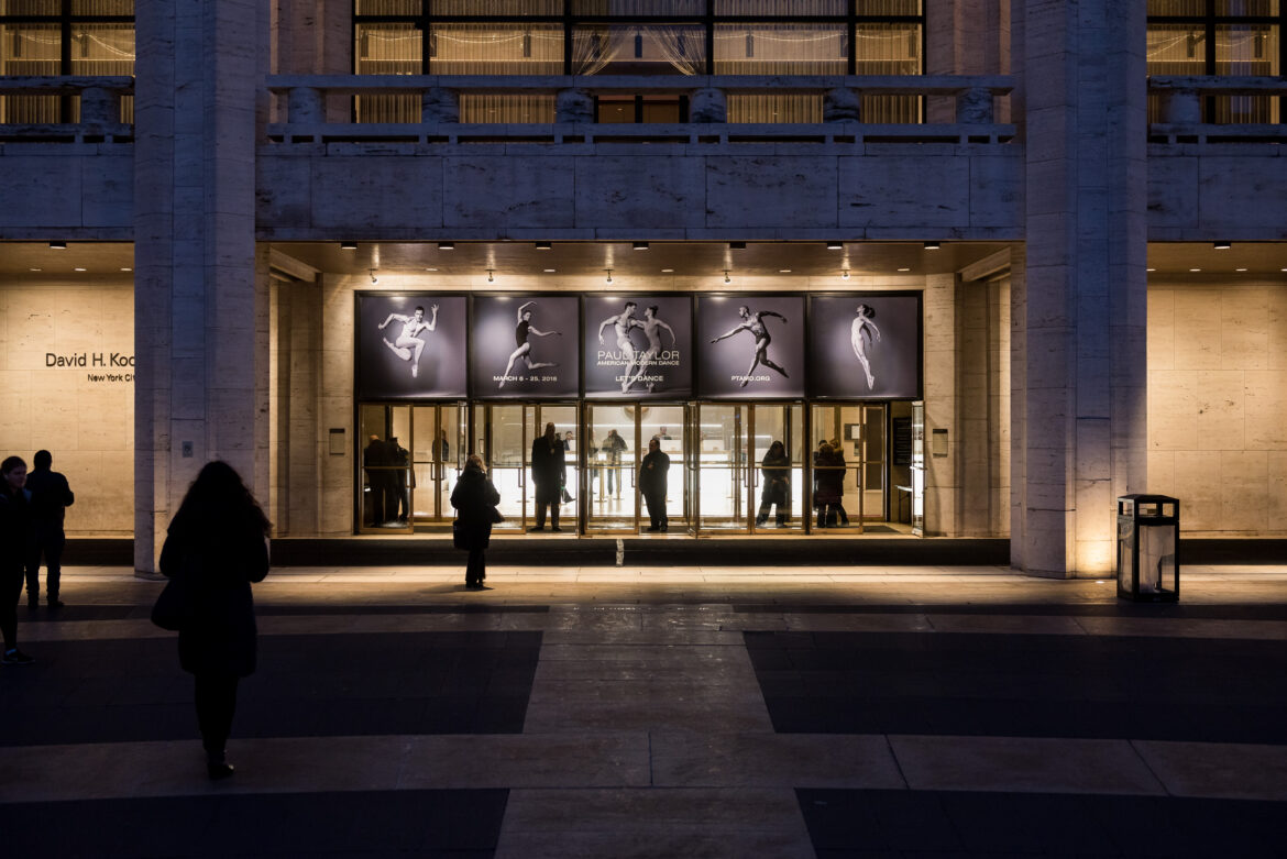 Lincoln Center Front