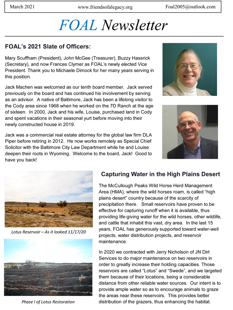 March 2021 Newsletter 3-13-21 Page 1