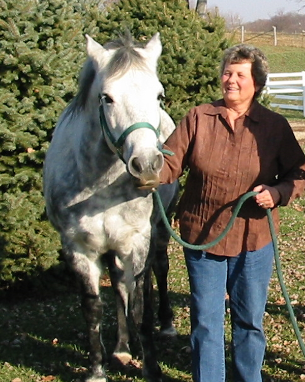 Mary (President) was born and raised on a farm in Northwestern Illinois. She has had a love of horses since she could talk and asked for a horse many times. She graduated from a diploma nursing program and worked as an RN for 43 years. Mary and her husband Harold have four grown children and eleven grandchildren. Her love of horses has continued throughout her life, having owned horses twice, and spending many hours riding at a friend's home; going to all kinds of horse shows; visiting the west when possible and hosting a therapeutic riding program at their home for a few years. That program outgrew their arena and when Harold and Mary found themselves mowing their five acres many times a month with no livestock to assist them, they decided to move. Having vacationed to the Cody area on numerous occasions, they decided to move to Cody. Both Harold and Mary had been involved in community activities in Illinois. Harold was with the Lions Club and local food pantry while Mary was with the Sinnissippi Foundation Board and the White Oaks Therapeutic Equestrian Center Board. After attending Jay Kirkpatrick's presentation on PZP in November of 2015, they started volunteering for Friends of a Legacy in 2016. Mary joined the FOAL board in early 2017.