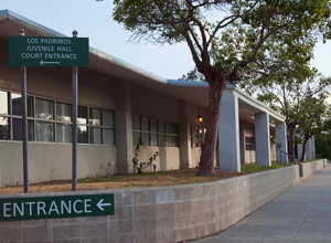 Los Padrinos Juvenile Courthouse