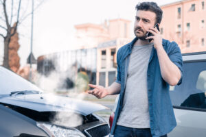 A Comprehensive List of Ten Things to Do After a California Car Accident