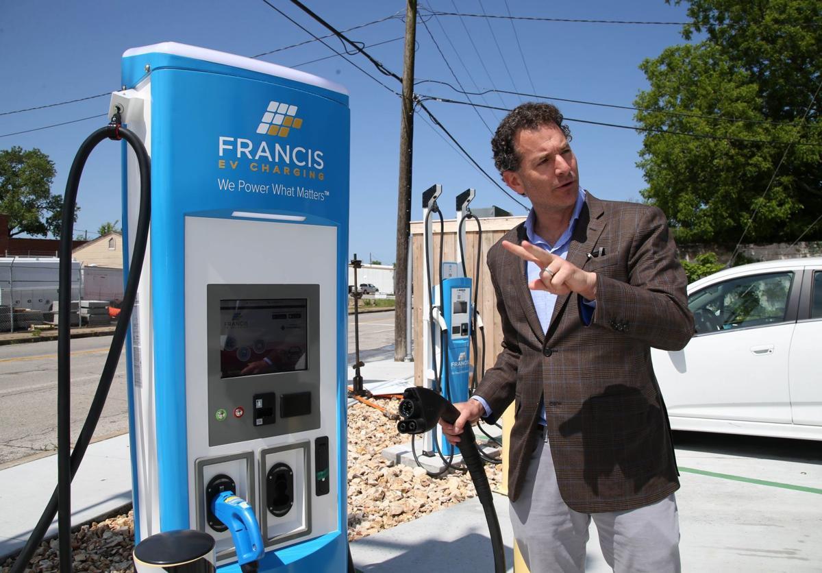 David Jankowsky, Francis Energy EV Charging Stations