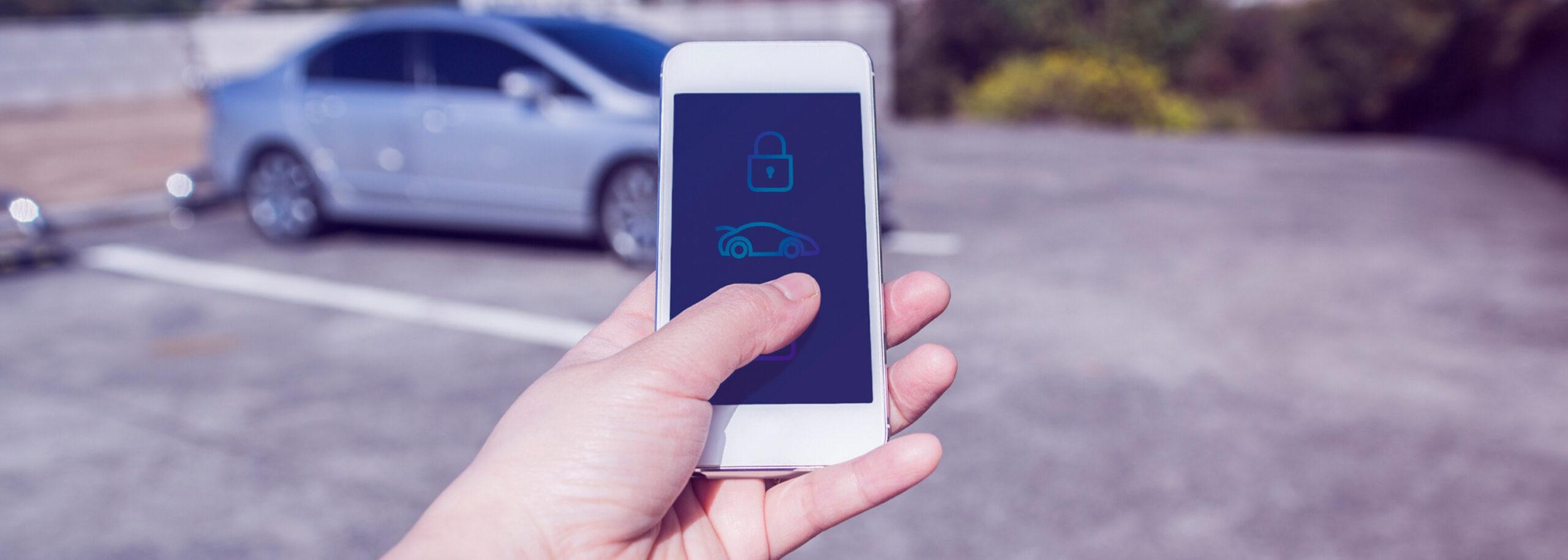 EV Charging Station App Account