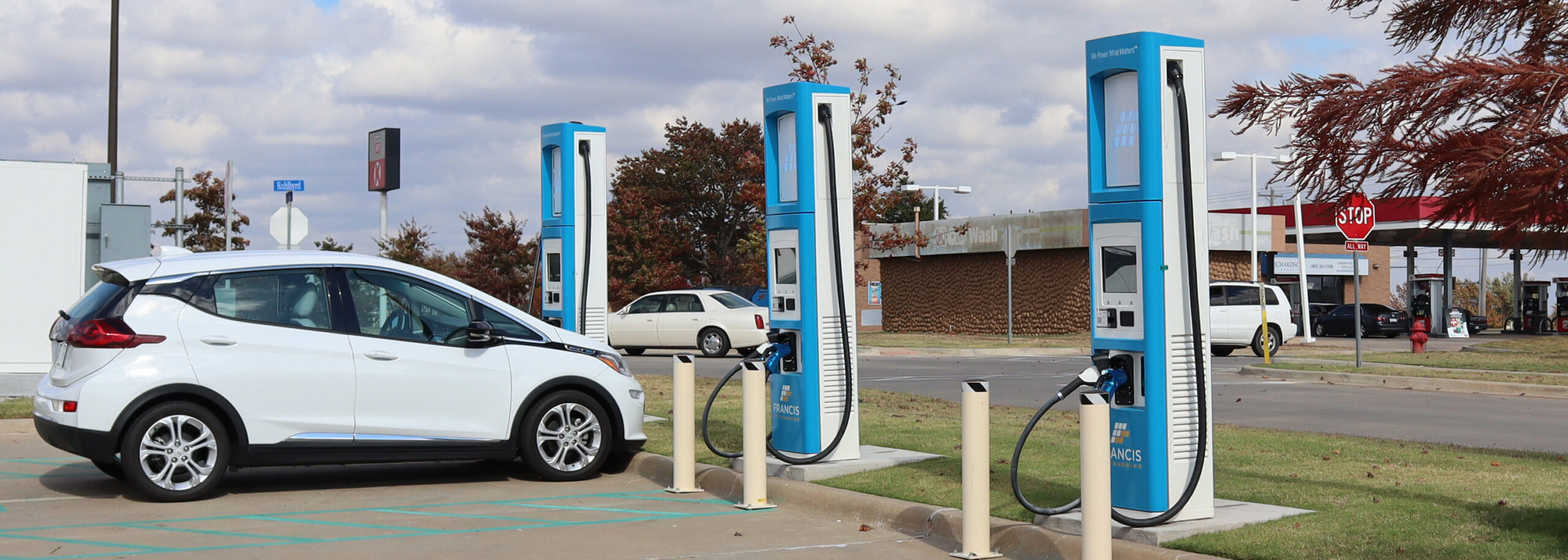 Francis Energy EV Charging Stations