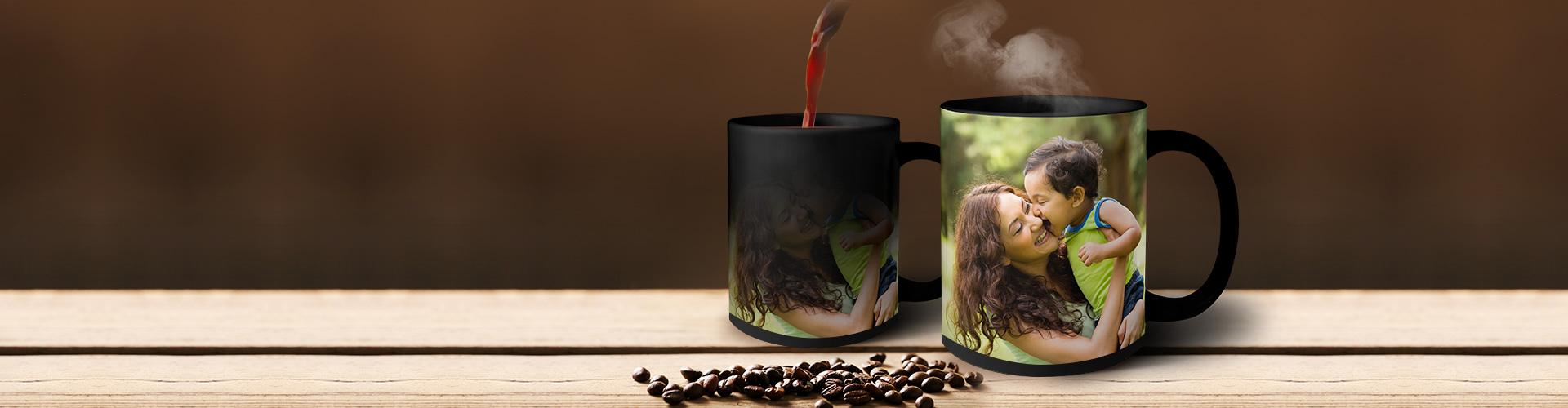 changing magic photo mugs
