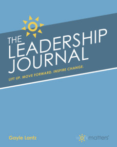 The Leadership Journal Cover