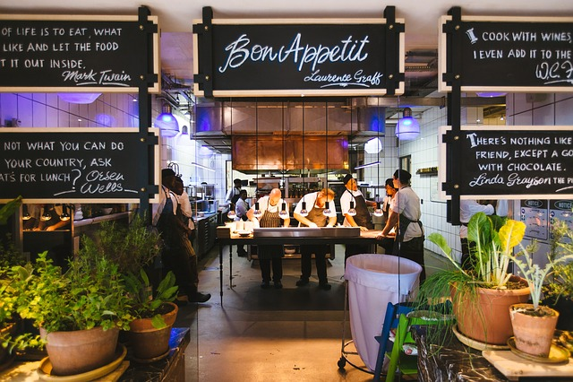 Restaurant Concepts None Tried Before