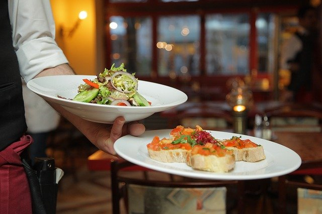 Action plan to increase the sales in a restaurant.