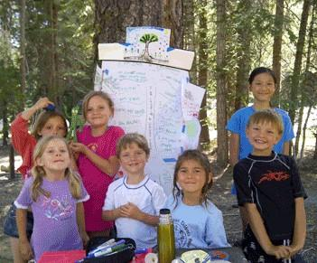 French Meadows Kids Camp