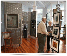 Downtown galleries