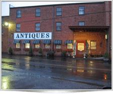 Cambridge Antique shops