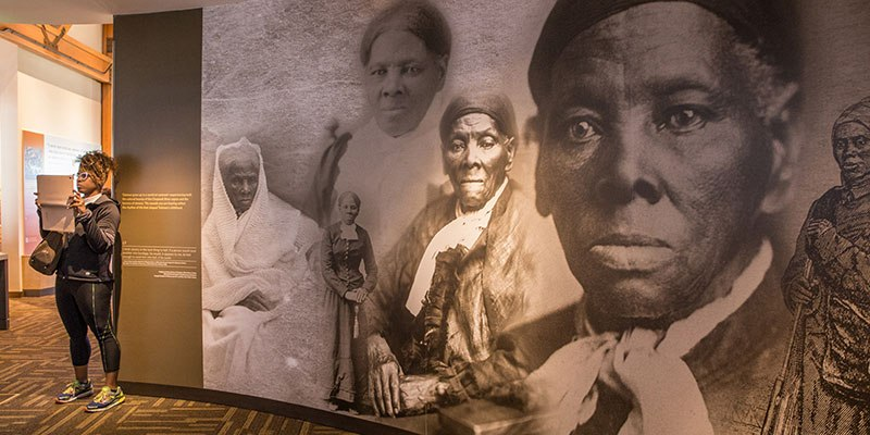 The tubman travel package