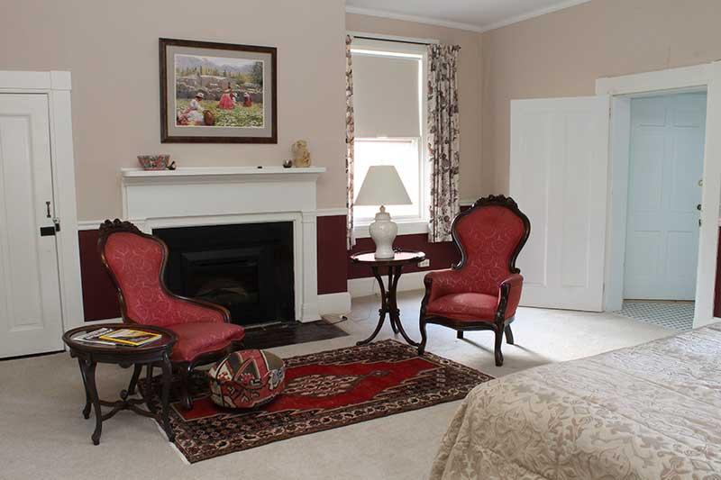 Cambridge house dorchester room