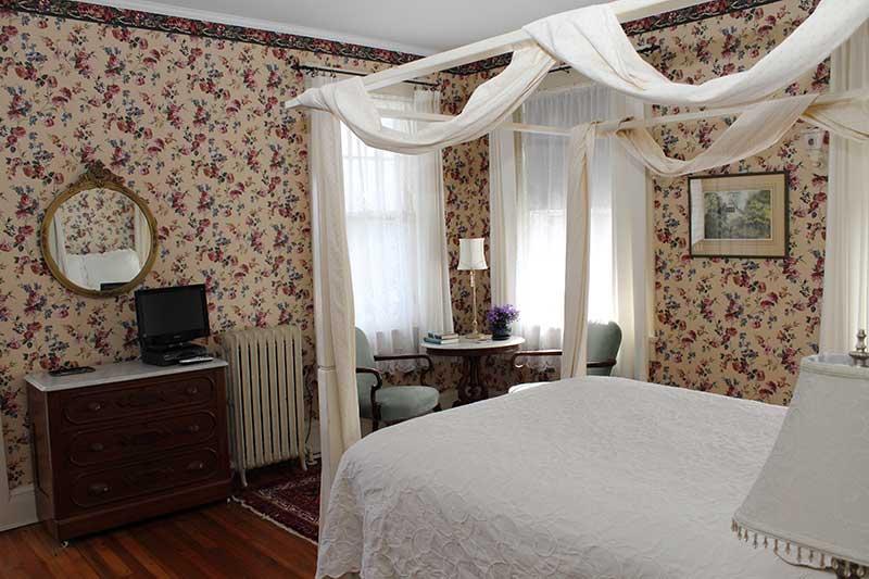 Cambridge house garden room