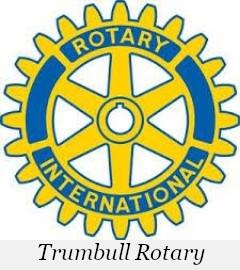 Trumbull Rotary logo