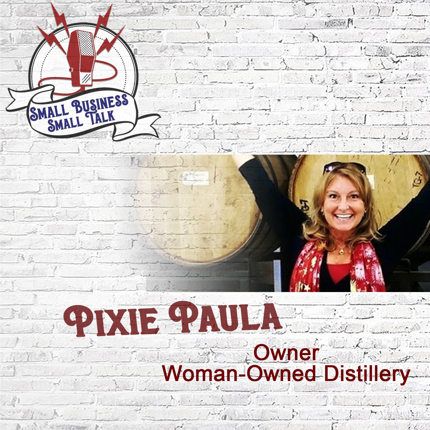 Being A Woman in a Male-Dominated Industry with Pixie Paula