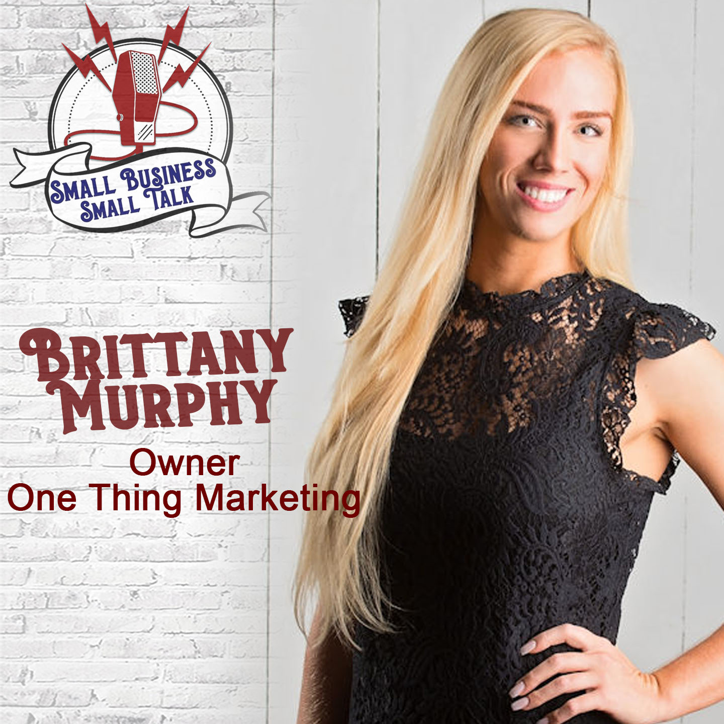 Talking the importance of SEO with Brittany Murphy of One Thing Marketing
